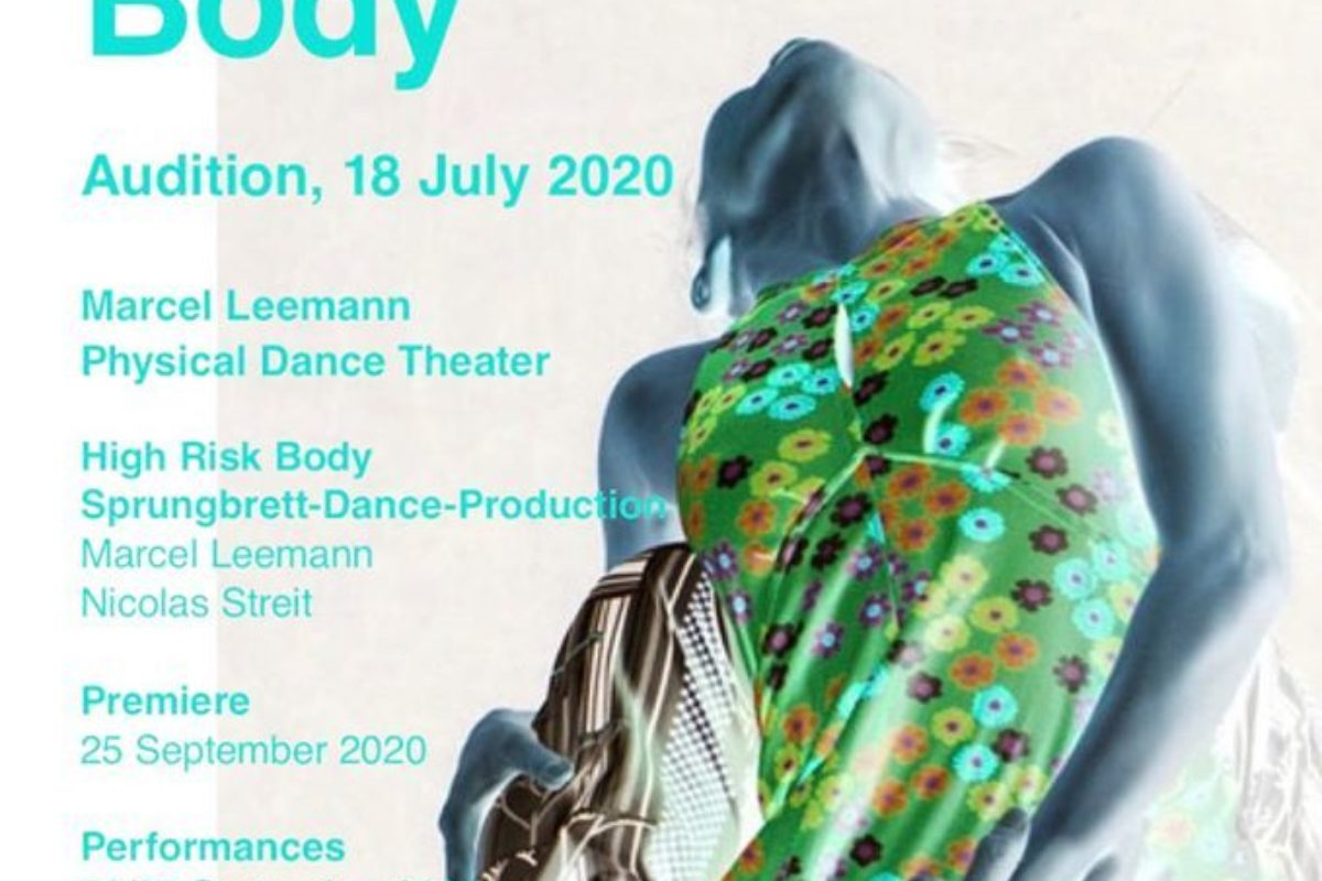 Audizione Marcel Leemann Physical Dance Theater