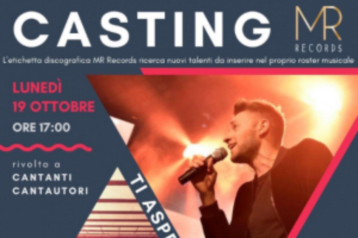 Casting musicisti