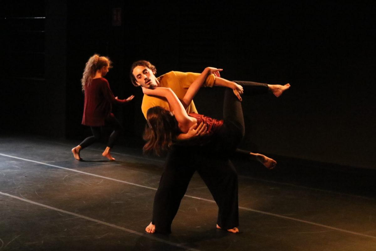 EN AVANT coreografi nouvelle vague parte 1 e 2 Foto Alberto Calcinai 1