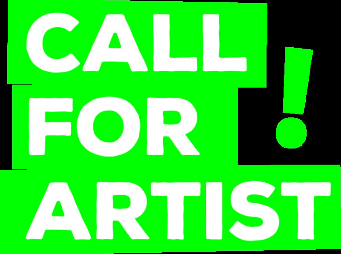 Call For Artist